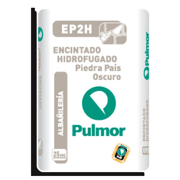 ARGAMASSA DE ENCHIMENTO ESCURO EP2H PULMOR 25KG