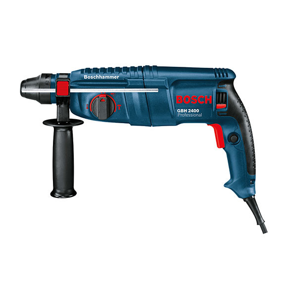 MARTELO GBH 2400 720W, 2.7J, 26mm, SDS-PLUS BOSCH