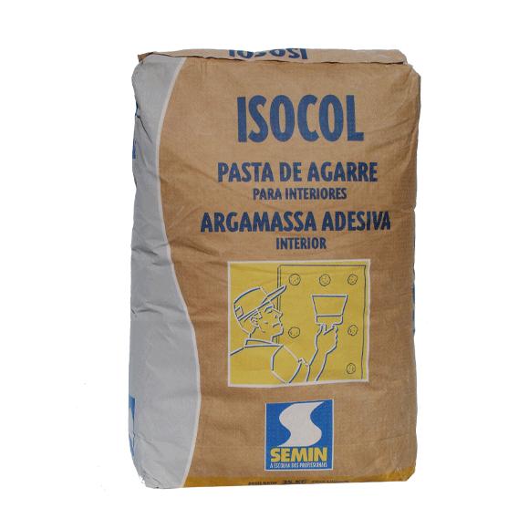 ISOCOL PASTA DE AGARRE
