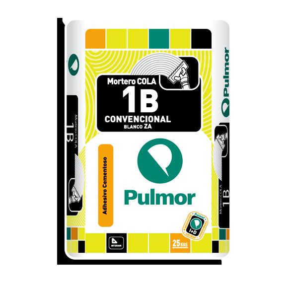 C.C. PULMOR 1B CONVENCIONAL BRANCO 25KG
