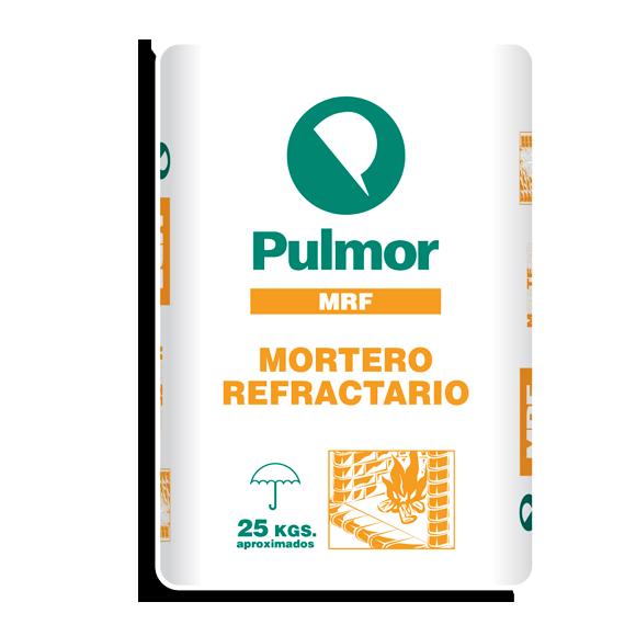 CIMENTO REFRACTARIO PULMOR MRF 25 KG