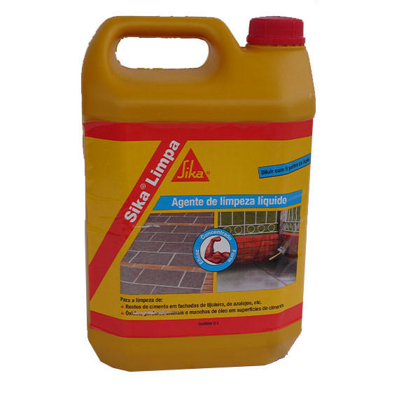 SIKA LIMPA - INCOLOR 5 LT
