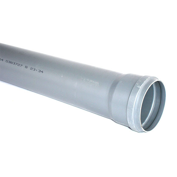 TUBO PVC 40 A 125 MM TEDI (C/ O RING)